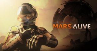 La aventura de supervivencia Mars Alive llega hoy a PlayStation VR
