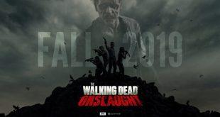 [E32019] Primer gameplay de The Walking Dead: Onslaught