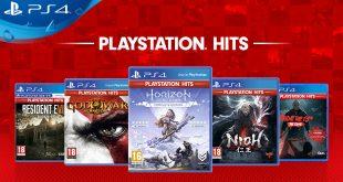 Playstation Hits incorporá, a la linea de rebajas, nuevos juegos