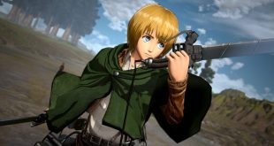 AOT 2 Final Battle Armin humano