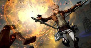 AOT 2 Final Battle Jean-Thunder-Spear