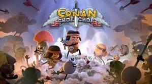 Conan Chop Chop Main Theme