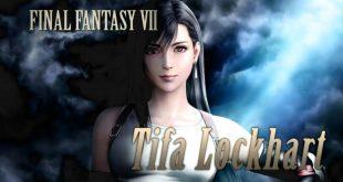 Tifa Lockhart nuevo personaje Dissidia Final Fantasy NT