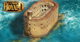 Fort Boyard prepara su llegada a Playstation 4
