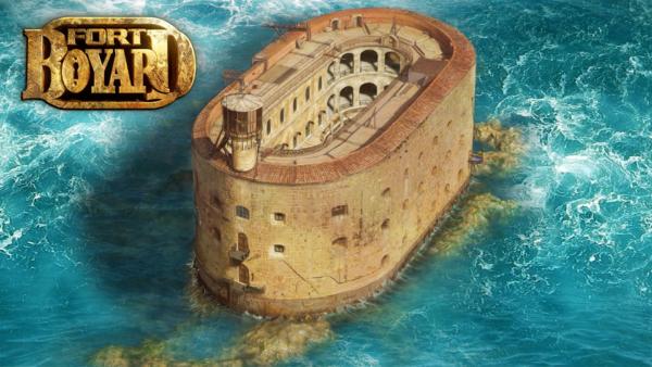 Fort Boyard main theme