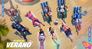 Fortnite BAttle Royale 14 días de verano
