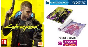 GAME lista las ediciones especiales de Cyberpunk 2077 y sus incentivos