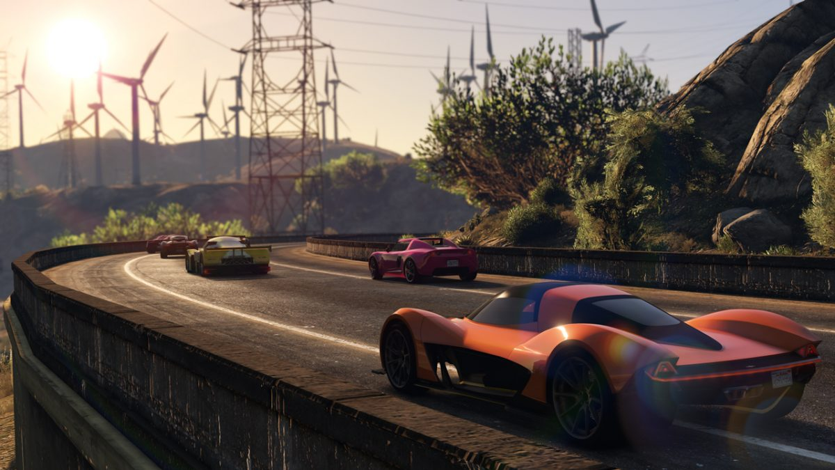 GTA Online GTA V GTA V Tarifa de Congestión