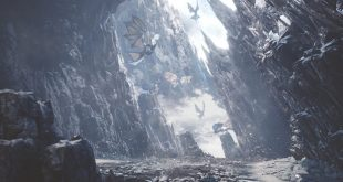 Monster Hunter World Iceborne Hoarfrost Reach - Legiana Home Art