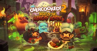 Overcooked 2 DLC Night of the Hangry Horde main theme