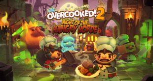 Overcooked 2 lanza un nuevo y terrorífico DLC