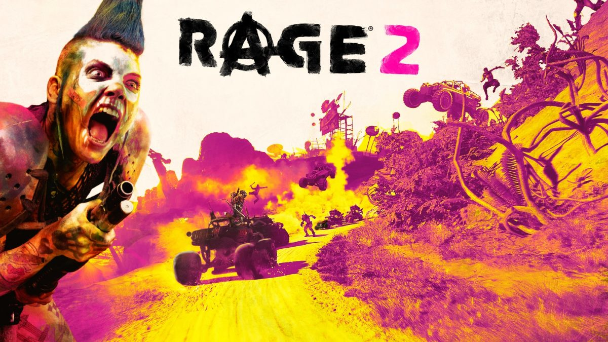 Rage 2 Main Theme