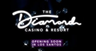 The Diamond Casino and Resort abrirá en Los Santos