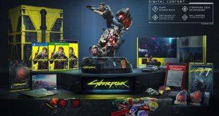 [E32019] Unboxing y contenido de las ediciones especiales de Cyberpunk 2077