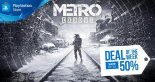 Metro: Exodus, oferta de la semana en PlayStation Store
