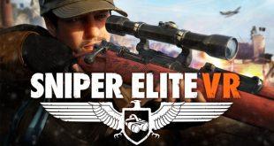 [E32019] Trailer y primeros datos de Sniper Elite VR