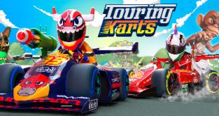 Touring Karts anunciado para PlayStation VR
