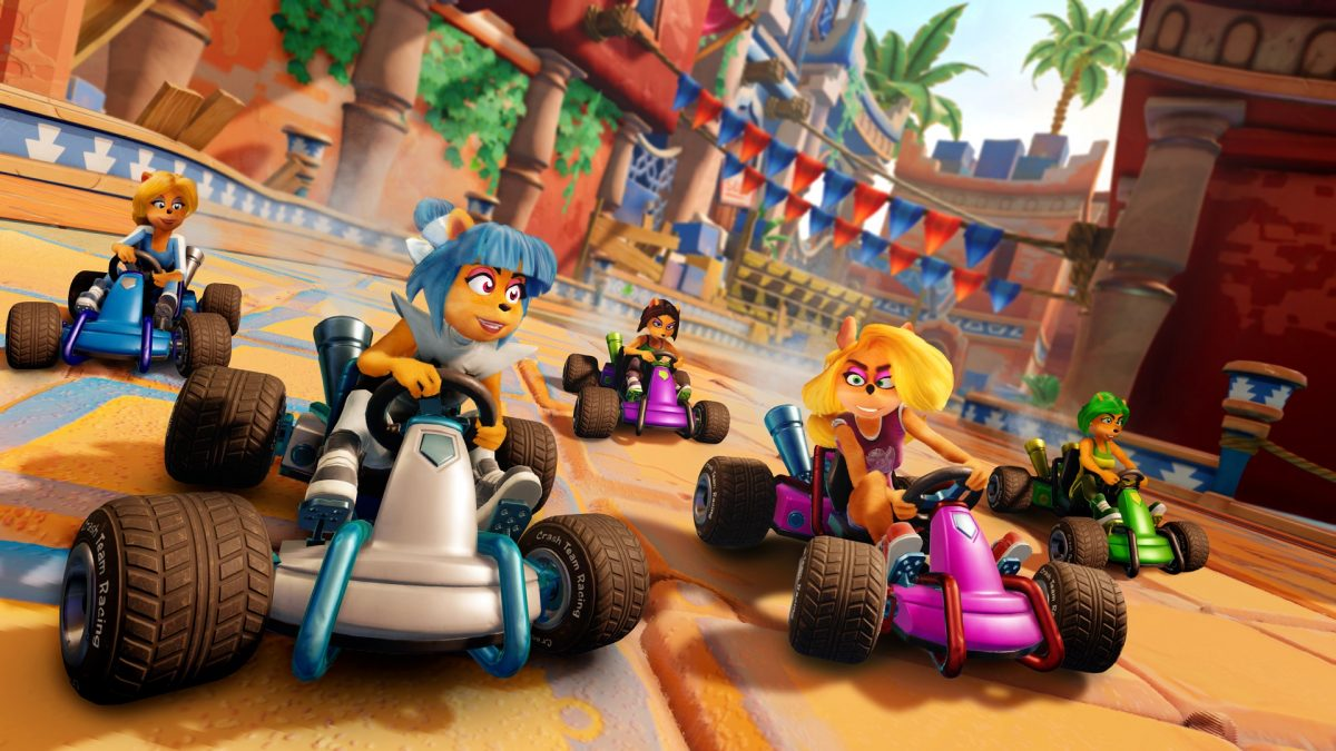 Crash Team Racing Nitro Fueled CTR_Grand Prix_Nitro Squad_Twilight Tour 2_FINAL
