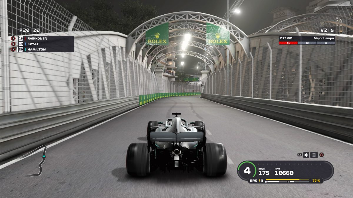 F1 2019 llega repleto de novedades, sobre todo en lo técnico.