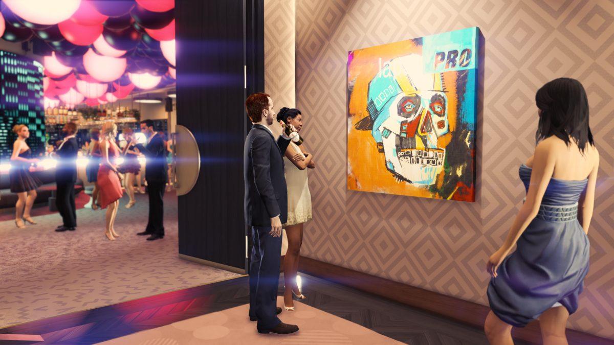GTA Online GTA V Diamond Casino Tienda
