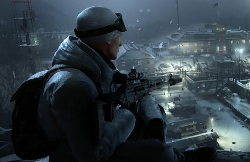 Hitman 2 agente 47 siberia