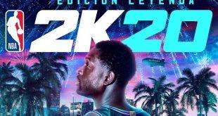 portada NBA 2K20