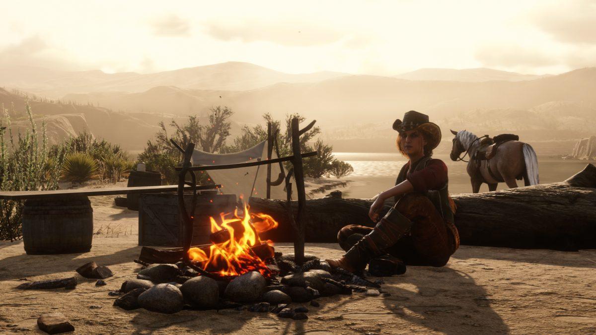 Red Dead Online Explorer Care PAckage Red Dead Redemption 2