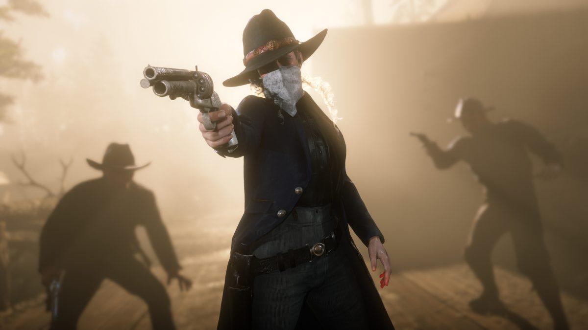 Red Dead Online Red Dead Redemption 2 Series de Eliminación