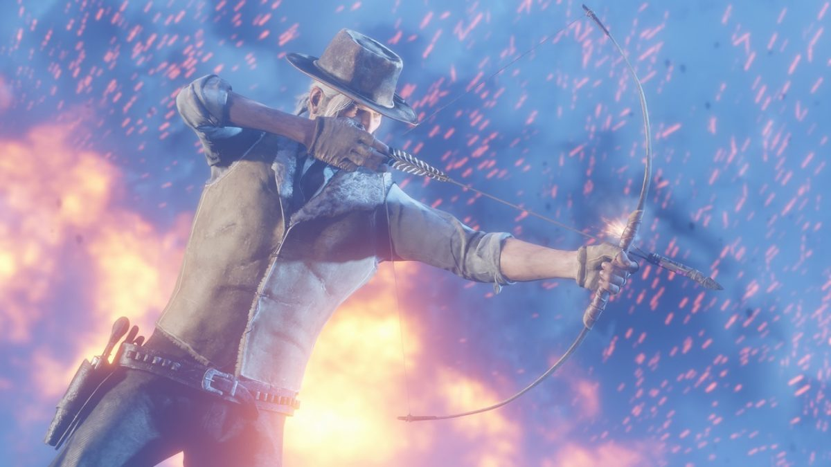 Red Dead Online arco Red Dead Redemption 2