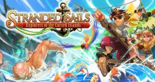 Stranded Sails Explorers of the Cursed Islands llega a Playstation 4 en octubre
