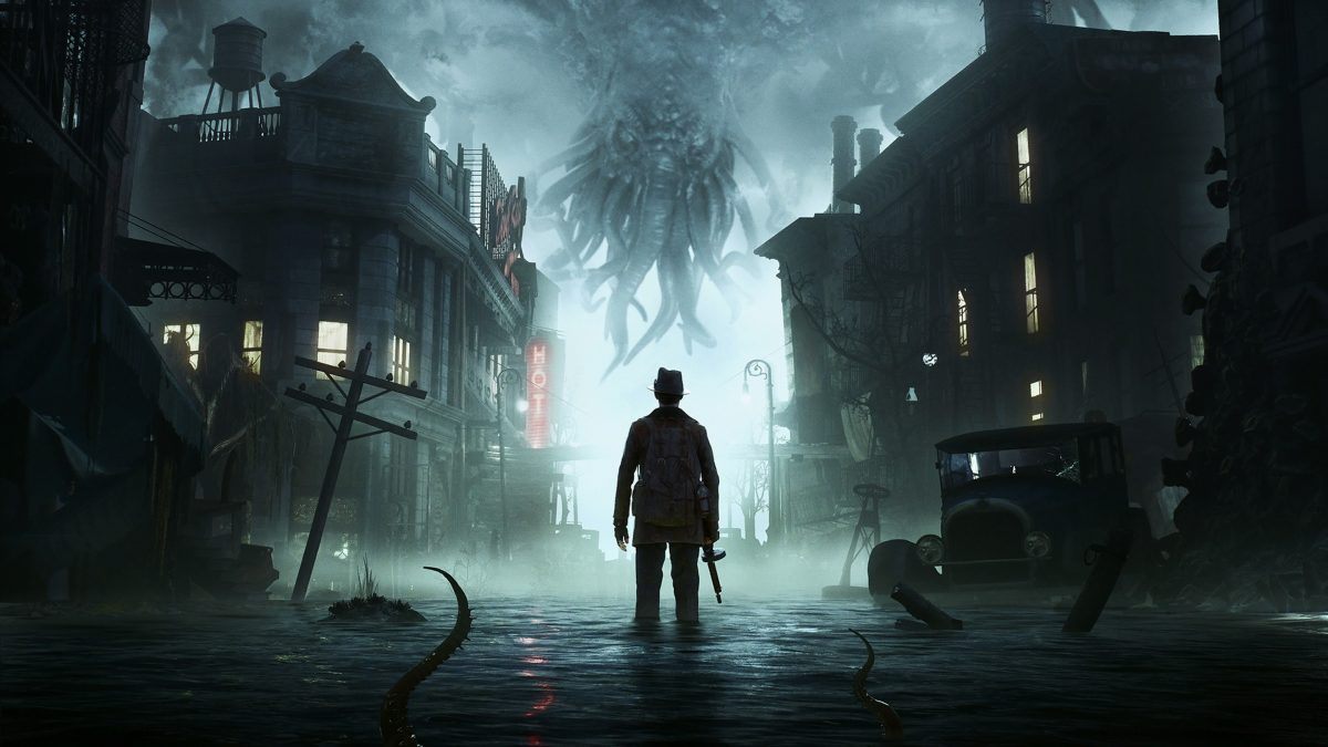 The Sinking City es una aventura de acción y terror basada en los relatos de HP Lovecraft