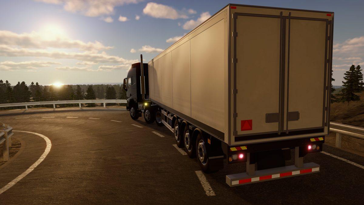 En Truck Driver podremos pilotar los camiones mas impresionantes