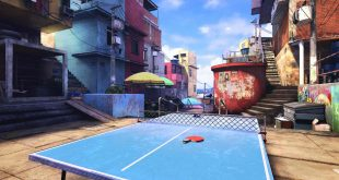 VR Ping Pong Pro muestra nuevo gameplay
