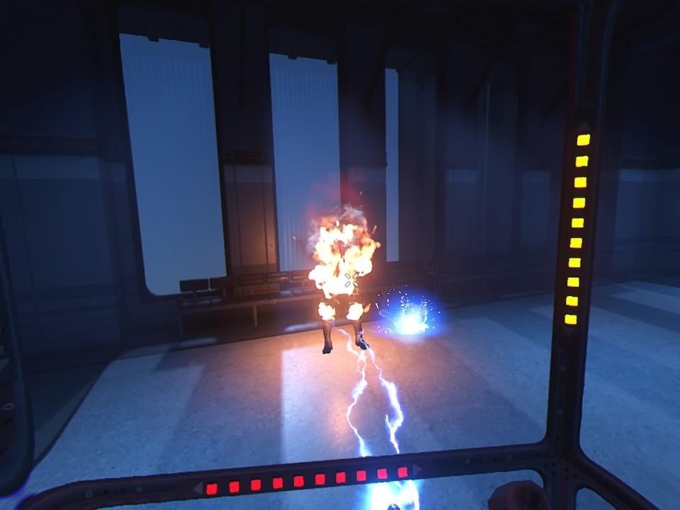 Wolfenstein Cyberpilot Análisis