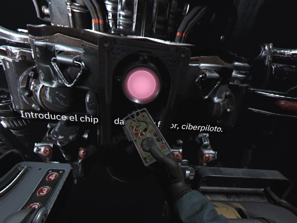 Wolfenstein Cyberpilot Analisis