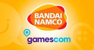 Bandai Namco anuncia su line up de juegos para la Gamescom