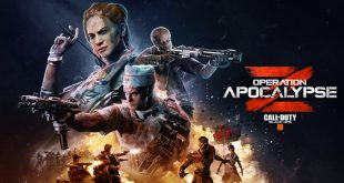 Call of Duty Black Ops 4 comienza su gran evento Operación Apocalipsis Z