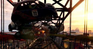 GTA Online cuenta con una semana de bonificaciones en carreras acrobáticas online