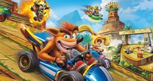 Playstation Store incluye tema gratuito de Crash Team Racing: Nitro Fueled