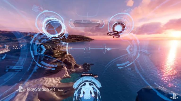 Iron Man VR tiene un sistema de detección 360º muy notable