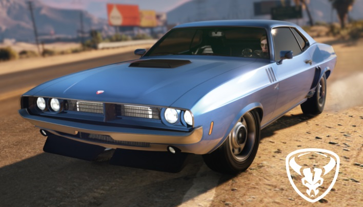 Bravado Gauntlet Classic GTA Online GTA V