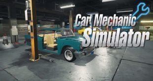 Análisis Car Mechanic Simulator – ¿Quieres ser mecácnico?