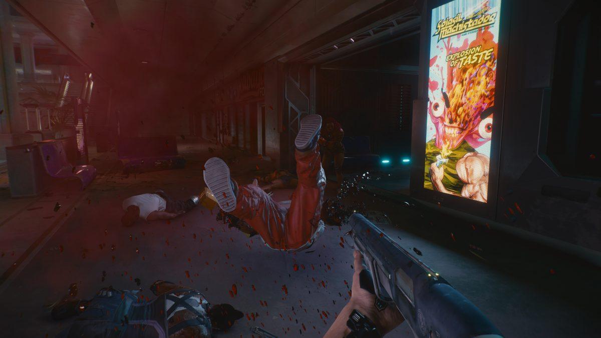 Cyberpunk 2077 legará el próximo mes de abril