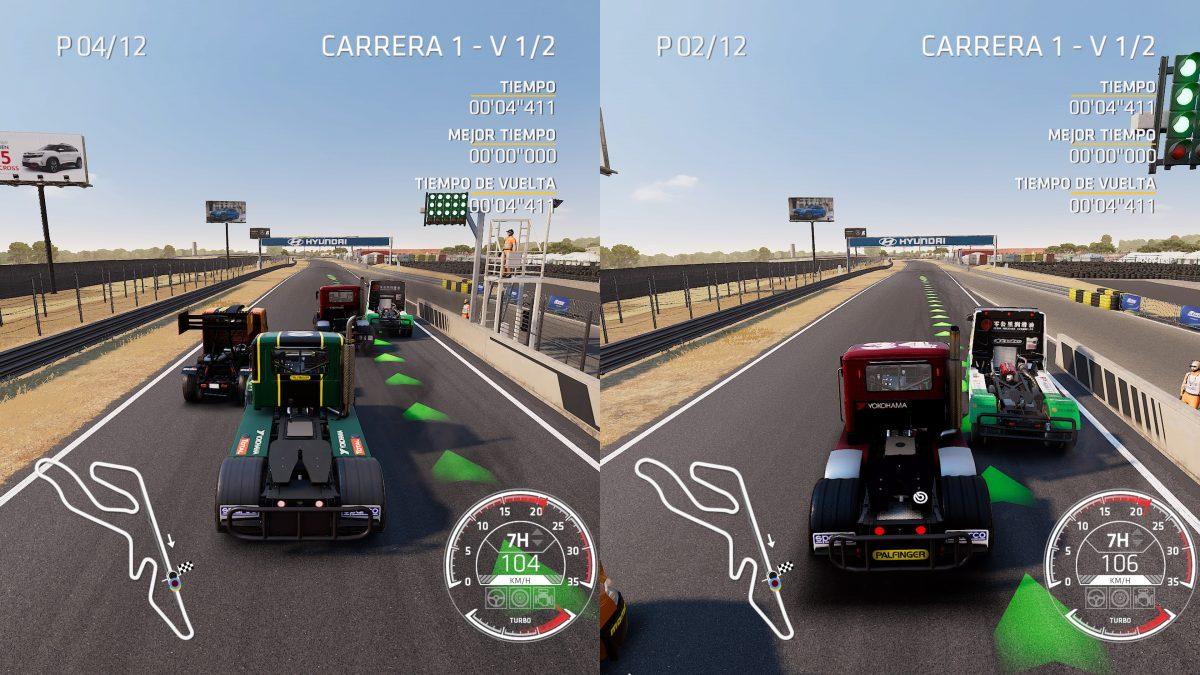 FIA European Truck Racing Championship Análisis