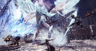 Monster Hunter World Iceborne Velkhana03_