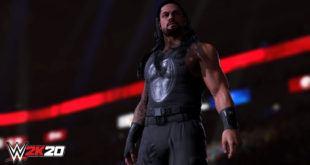 Roman Reigns WWE 2K20 Tower Screen