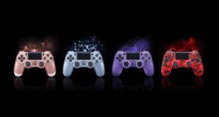 Sony PlayStation anuncia el lanzamiento de nuevos modelos de DualShock 4