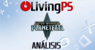 Videoanálisis Age of Wonders: Planetfall – Estrategia total