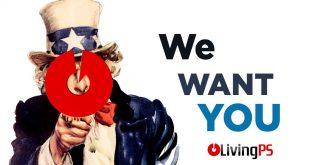 ¿Quieres ser redactor en LivingPS? ¡Ahora es tu oportunidad!
