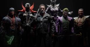 Mortal Kombat 11, vídeo de sus nuevos luchadores
